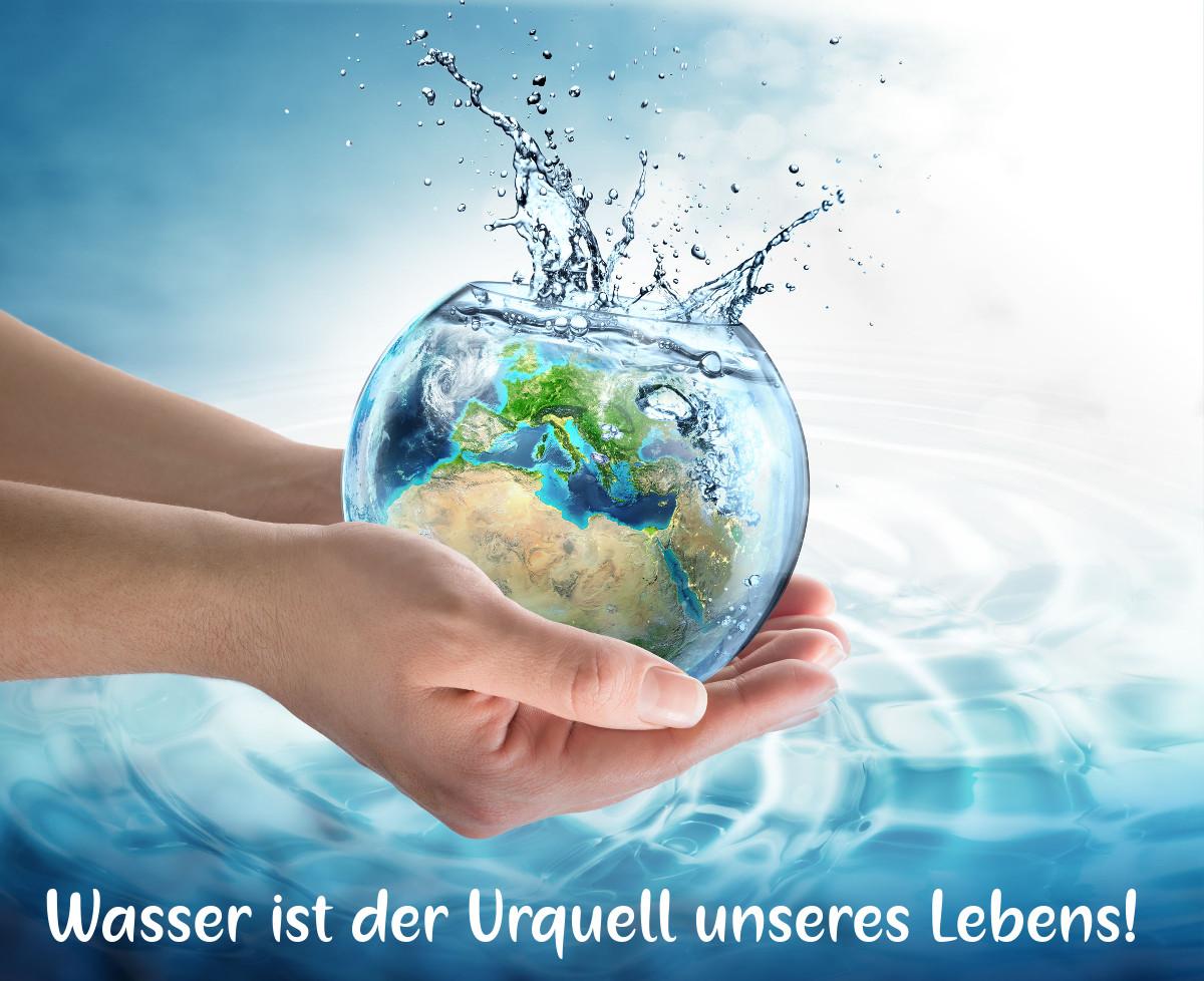 Foto zum Wasserschutz