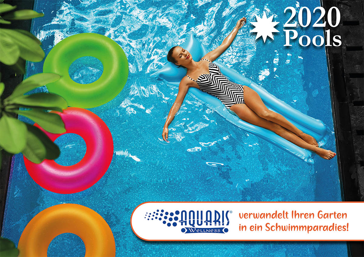 AQUARIS Swimmingpool- / Fertigpoolkatalog